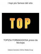 TOPIZIA FORMAGGIOSA preso da Nictopa - I topi più famosi del sito