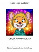 TOPIZIA FORMAGGIOSA - Il mio topo avatatar