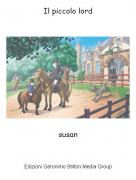 susan - Il piccolo lord