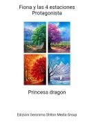 Princess dragon - Fiona y las 4 estacionesProtagonista
