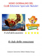 Il club delle emozioni - NONO GIORNALINO DEL CLUB Edizione Speciale Natale!