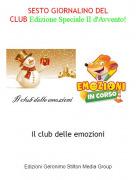 Il club delle emozioni - SESTO GIORNALINO DEL CLUB Edizione Speciale II d'Avvento!