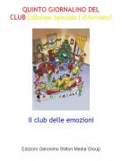 Il club delle emozioni - QUINTO GIORNALINO DEL CLUB Edizione Speciale I d'Avvento!