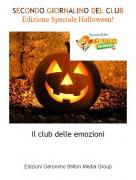 Il club delle emozioni - SECONDO GIORNALINO DEL CLUBEdizione Speciale Halloween!