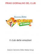 Il club delle emozioni - PRIMO GIORNALINO DEL CLUB
