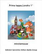 minniemouse - Prima tappa,Londra 1^