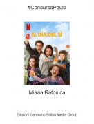 Miaaa Ratonica - #ConcursoPaula