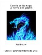 Rati Potter - La serie de los magosDe nuevo a los sótanos