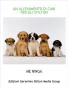 ME RINGA - UN ALLEVAMENTO DI CANI PER GLI STILTON