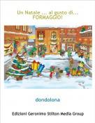 dondolona - Un Natale ... al gusto di... FORMAGGIO!