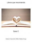 Sara C - Libros que recomiendo