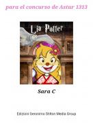 Sara C - para el concurso de Astur 1313