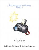 Cristina123 - Que hacer en tu tiempo libre...