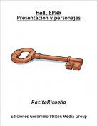 RatitaRisueña - Hell, EPNRPresentación y personajes