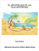 escritora - EL ARCHIPIELAGO DE LAS ISLAS MISTERIOSAS