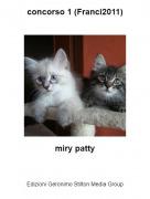miry patty - concorso 1 (Franci2011)