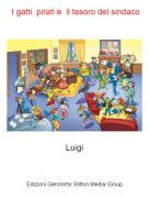 Luigi - I gatti pirati e il tesoro del sindaco