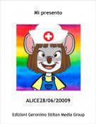 ALICE28/06/20009 - Mi presento