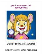 Giulia Fontina de scamorza - per il concorso 1 di BennyBenex