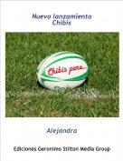 Alejandra - Nuevo lanzamientoChibis
