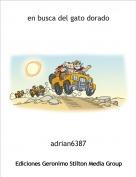 adrian6387 - en busca del gato dorado