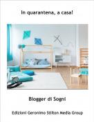Blogger di Sogni - In quarantena, a casa!