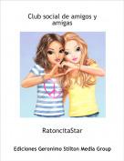 RatoncitaStar - Club social de amigos y amigas