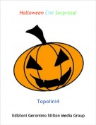 Topolini4 - Halloween Che Sorpresa!