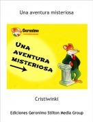 Cristiwinki - Una aventura misteriosa