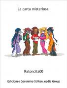 Ratoncita00 - La carta misteriosa.