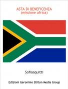 Sofiasquitti - ASTA DI BENEFICENZA (missione africa)
