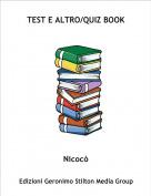 Nicocò - TEST E ALTRO/QUIZ BOOK