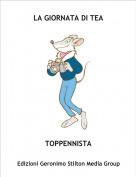 TOPPENNISTA - LA GIORNATA DI TEA