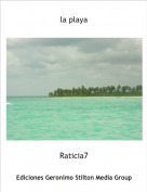 Raticia7 - la playa