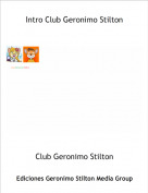 Club Geronimo Stilton - Intro Club Geronimo Stilton