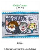 Cristal - #SelfieContest¡Casting!