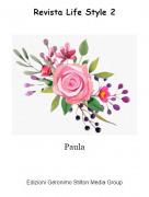 Paula - Revista Life Style 2