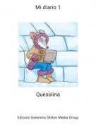 Quesolina - Mi diario 1