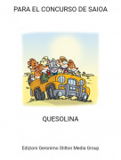 QUESOLINA - PARA EL CONCURSO DE SAIOA