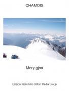 Mery gjna - CHAMOIS