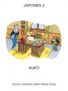 AUKO - JAPONES 2