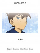 Auko - JAPONES 3