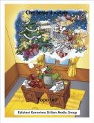 Topo leo - Che bello il natale
