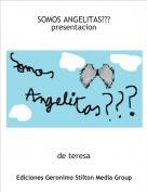 de teresa - SOMOS ANGELITAS???presentacion