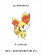 RakukiPuchi - El album escolar