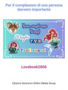 Lovebook2806 - Per il compleanno di una persona davvero importante