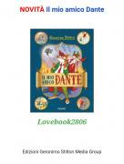 Lovebook2806 - NOVITÀ Il mio amico Dante