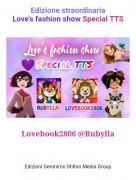 Lovebook2806 @Rubylla - Edizione straordinariaLove's fashion show Special TTS
