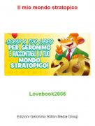 Lovebook2806 - Il mio mondo stratopico
