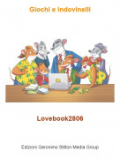 Lovebook2806 - Giochi e indovinelli